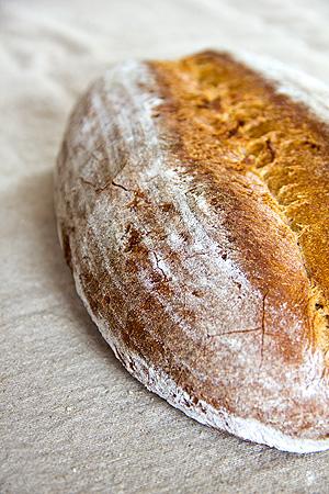 Weizenmischbrot I aus dem Brotbackbuch von Lutz Geißler