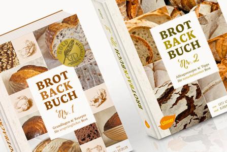 Brotbackbuch 1 und 2