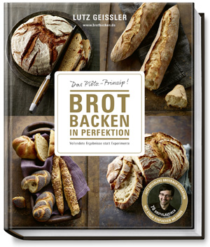 "Cover ""Brot in Perfektion"""